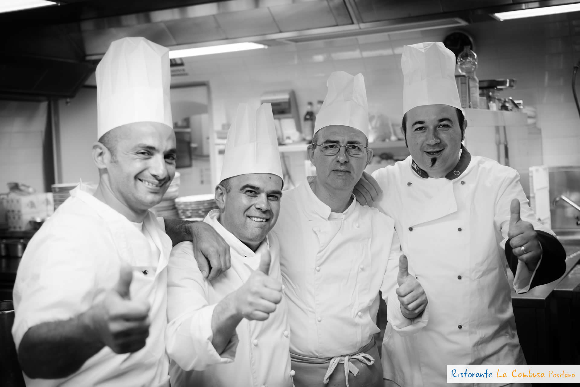Our cuisine team loves to work together to let you enjoy...